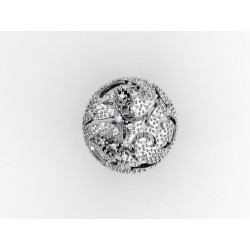 Stirling Silver 925 Ring with Zircon
