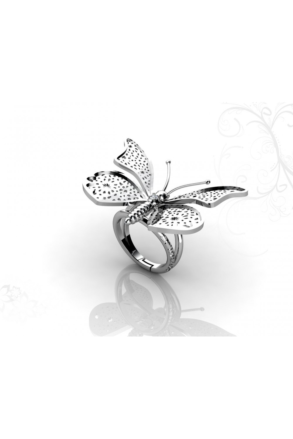 mariahs ring rings celebrity eve inspired s cz butterfly addiction