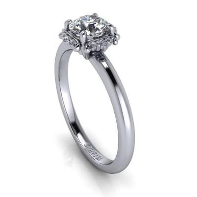 Halo Brilliants Engagement Ring