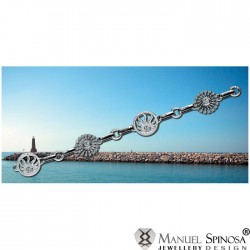 "Bracelet ""Sun of Marbella"""